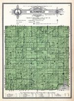 Bloomfield Township, Waushara County 1914